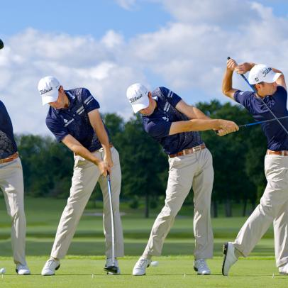 Swing Sequence: Robert Streb
