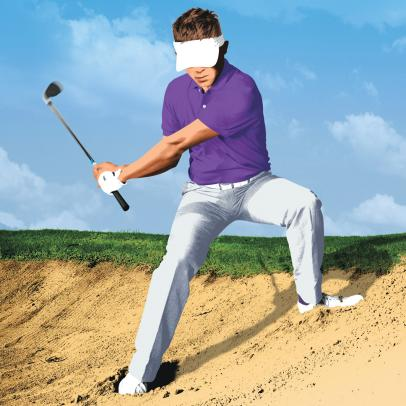 Fitness Friday: Five easy exercises to hit better shots from uneven lies