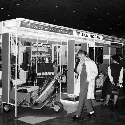 The 1964 International Golf Show In Photos