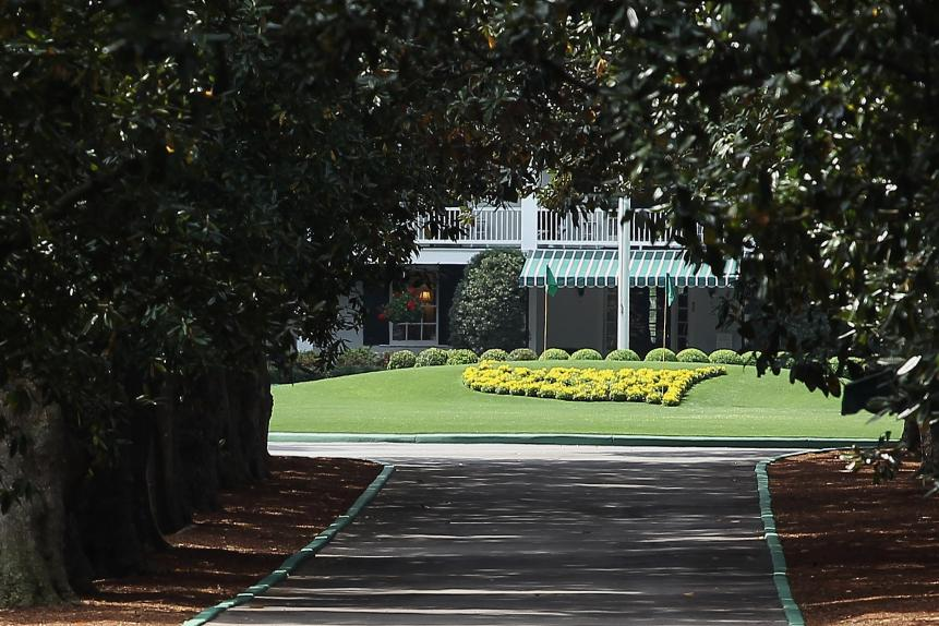 Magnolia Lane, Augusta National Golf Club