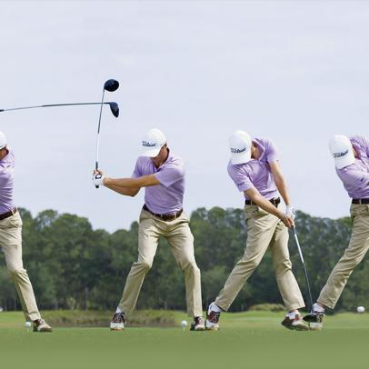 Swing Sequence: Justin Thomas