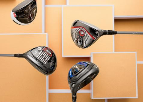 10 Hot Fairway Woods and Hybrids