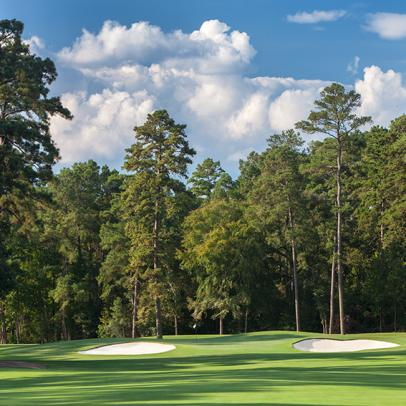 Tiger Woods 'did a helluva job' on Bluejack National, his first domestic course design