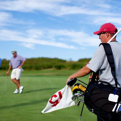So You Want to Be a Caddie