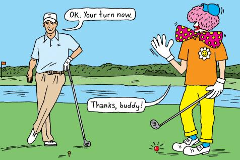 How To Be A Great Golf Partner