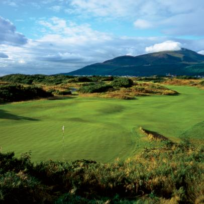 The remarkable restorative powers of Irish golf