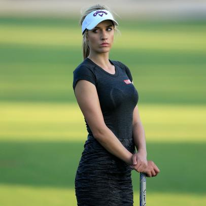 Paige Spiranac: What I learned in Dubai
