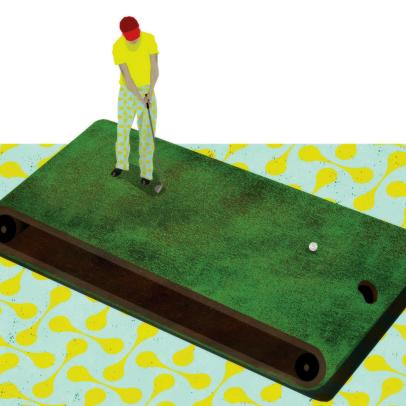 Fitness Friday: Golf's Best Cardio Machines