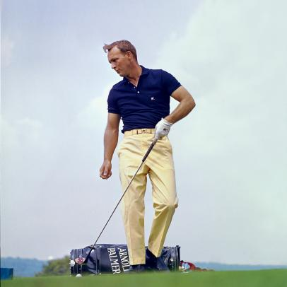 Arnold Palmer: 10 Rules For A Golf Life
