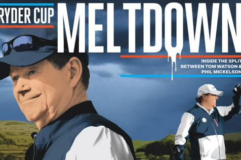 Behind The 2014 Ryder Cup Meltdown
