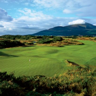 Royal County Down Tops Our World 100