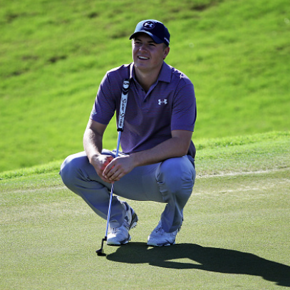 Jordan Spieth sounds very confident that 2016 will just be a continuation of 2015