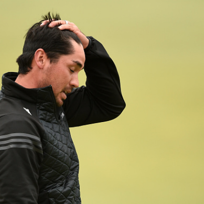 Jason Day reveals he was also plagued by dizzy spell at St. Andrews