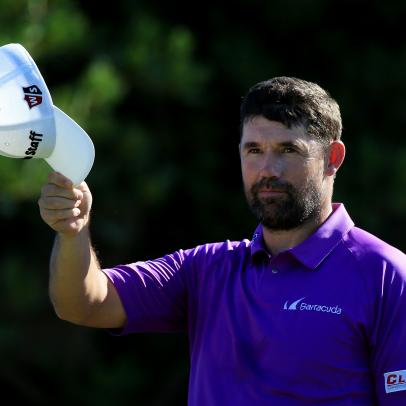 Padraig Harrington puts tough year behind him, starts new year on upbeat note