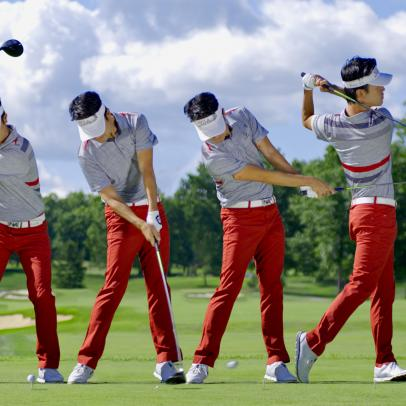Swing Sequence: Kevin Na