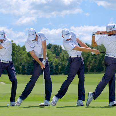 Swing Sequence: Troy Merritt