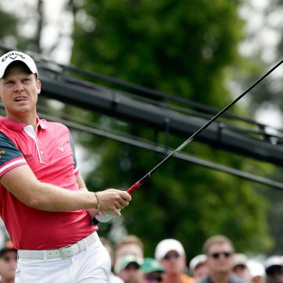 Winner's Bag: Danny Willett at the Masters