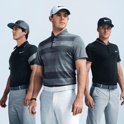 Nike takes a new approach to design with its latest golf shirts