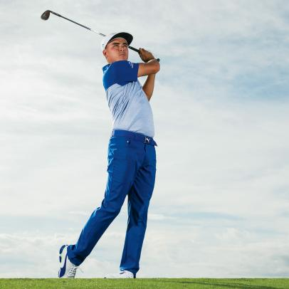 Rickie Fowler: How To Hit Wedges Tight From Any Distance
