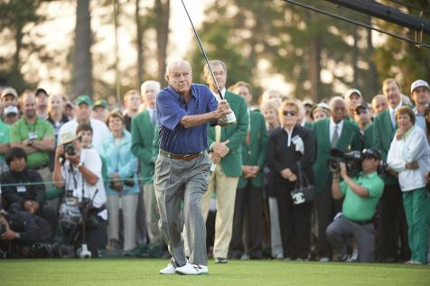 Obituary ledes capture Arnold Palmer's life in many ways