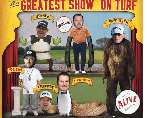 The PGA Tour Is A Long-Running Circus Of Nicknames