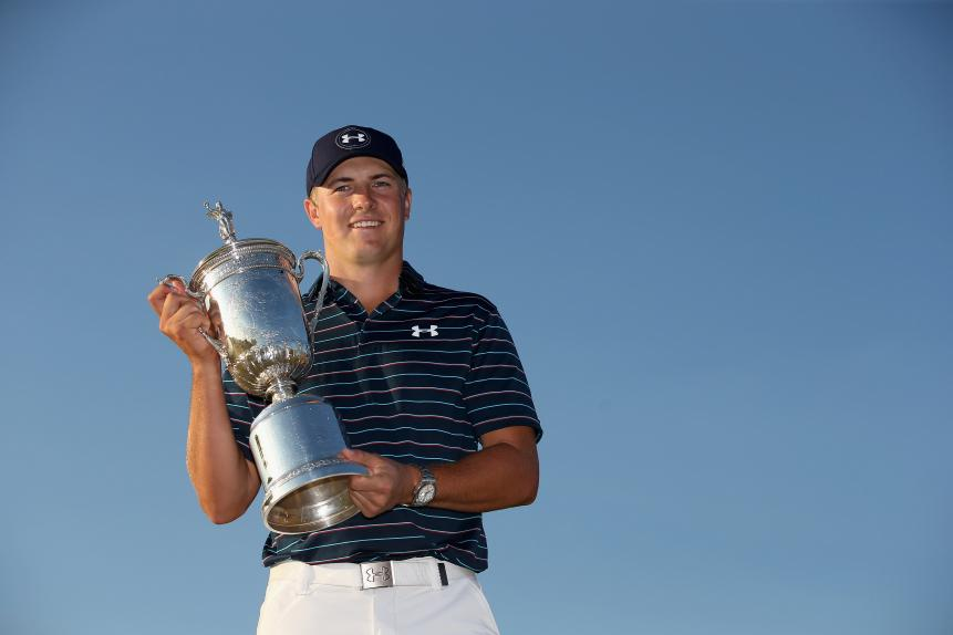 In Addition To Being One Of The Youngest Masters Champs, He's Also One Of The Youngest U.S. Open Winners