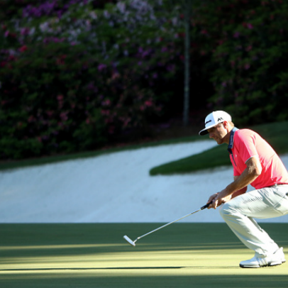 A cold putter once again dooms Dustin Johnson at a major