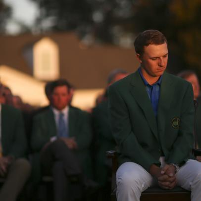 Photos: At The 2016 Masters