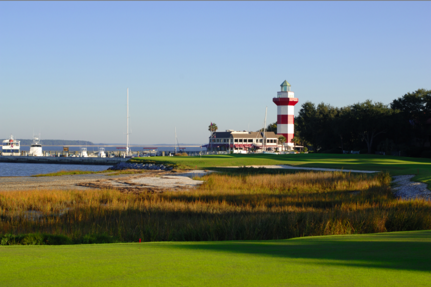Lighthouse, Harbour Town Golf Links