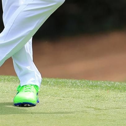 'Major' Shoe Statements from the 2016 Masters