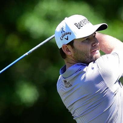 Winner's Bag: Branden Grace, RBC Heritage