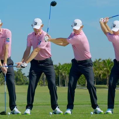 Swing Sequence: Brandt Snedeker