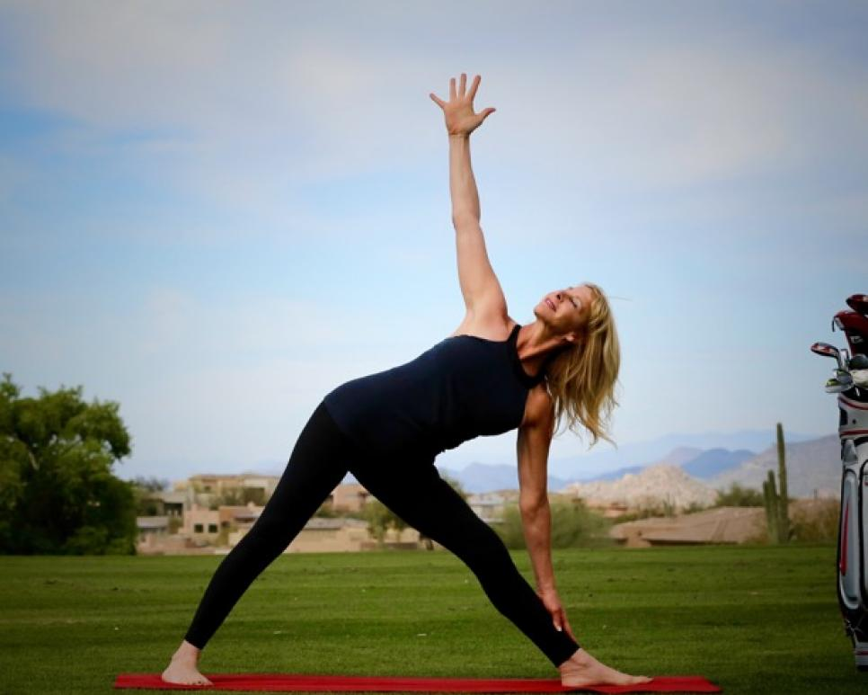 Fitness Friday A Great Yoga Program For Golfers This Is The Loop Golf Digest