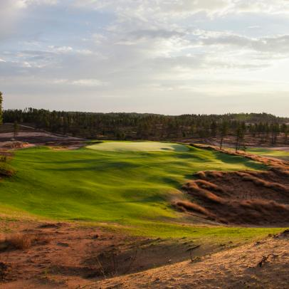 Sand Valley is the Bandon Dunes of the Midwest