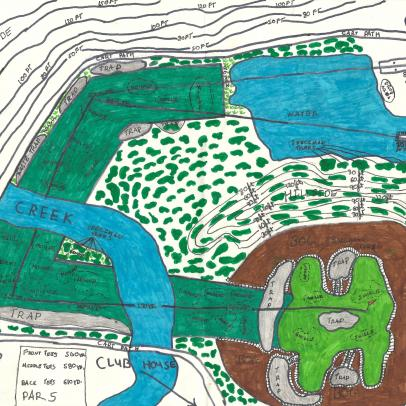 Tiger Woods has been passionate about golf course design for longer than you might think