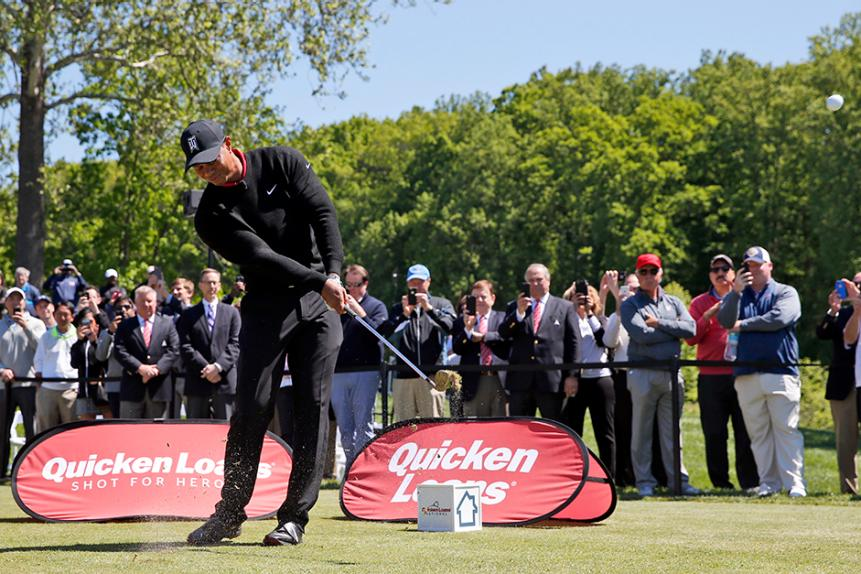 Tiger Woods: Quicken Loans National