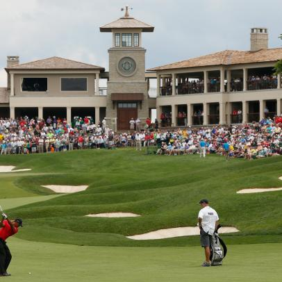 No Tiger Woods, but one-time Workday event draws players trying to pull off Muirfield Double
