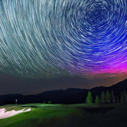 Cy Cyr's Golf Courses Under The Stars