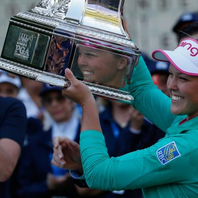 Brooke Henderson wins KPMG Women's PGA Championship in playoff with Lydia Ko