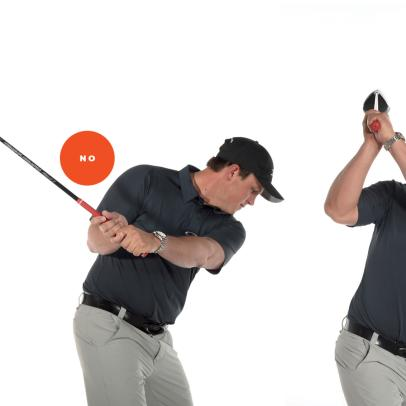5-Minute Clinic: Don't Fall For These Swing Misconceptions