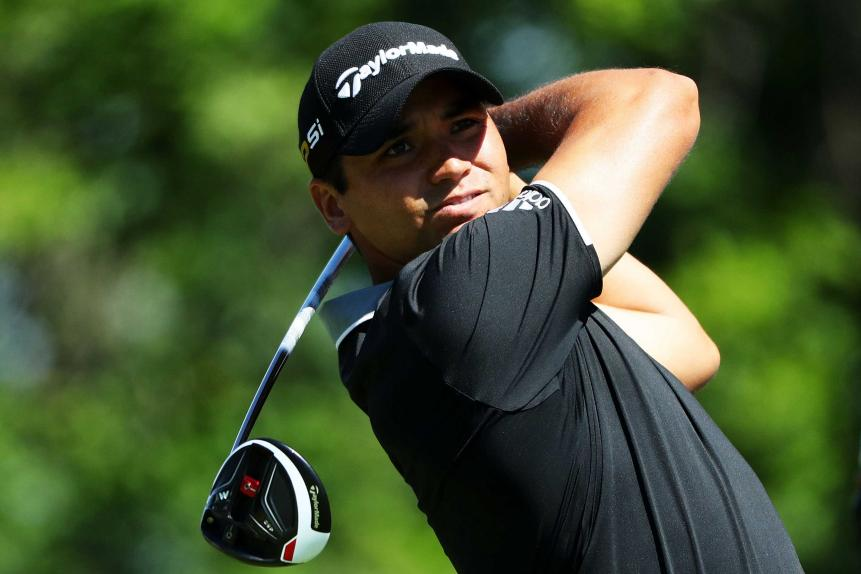 Jason Day -- Driving Accuracy