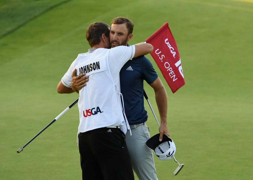 Birdie: Dustin Johnson