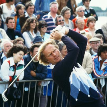 Jack Nicklaus: My Strategy For Monster Holes