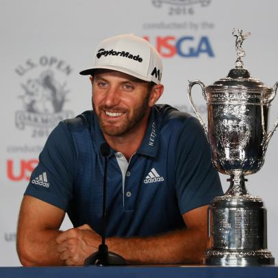 Dustin Johnson moves to No. 3 in world rankings