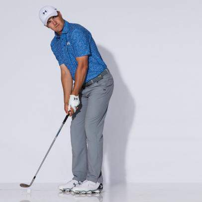 Jordan Spieth: My Keys To Hitting Wedge Shots Like Darts