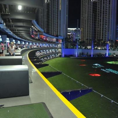 Here's What It's Like To Party At Topgolf Las Vegas