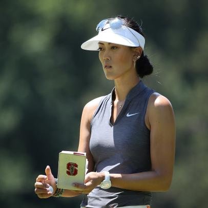 Michelle Wie's career a series of highs and unfathomable lows