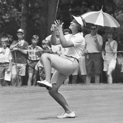 Hazeltine National's coming out party 50 years ago gave U.S. Women's Open participants fits