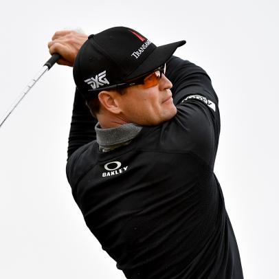 Reigning British Open champion Zach Johnson right in the mix despite struggling finishes