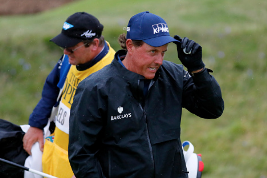 No. 13 -- Phil Mickelson